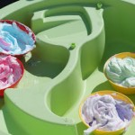 Shaving Cream Painting -Toddler/Young Child Activity