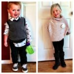 What they wore Wednesday #4
