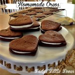 Homemade (Salty Sweet) Oreos
