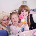 Gwyn's 5th Birthday Tea Party- Part 2