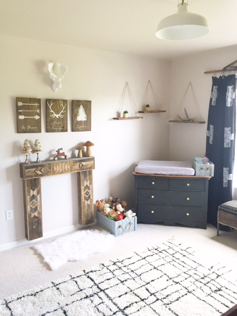 Franklin S Rustic Woodland Nursery