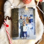 Our 2016 Christmas Cards + Minted Giveaway