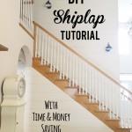 DIY Shiplap Tutorial (With Time-Saving Tips and Tricks!)