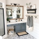 Our Master Bathroom Makeover Reveal!