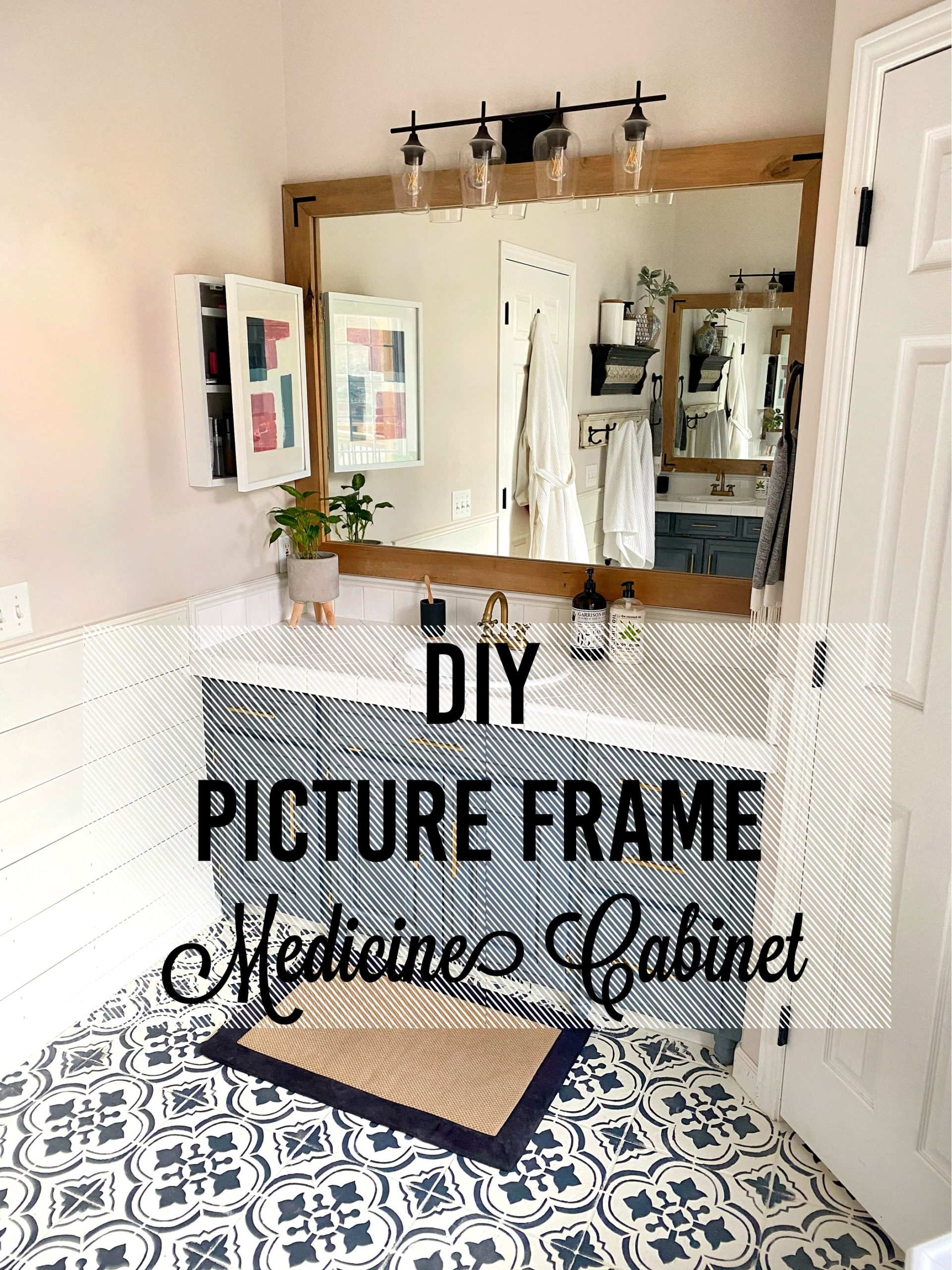 Diy Medicine Cabinets Living With Lady